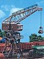 Gantry Crane Kit -- HO Scale Model Railroad Accessory -- #120162