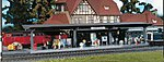 Platform -- HO Scale Model Railroad Building -- #120201