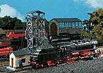 Coal Lift Weathered -- HO Scale Model Railroad Building -- #120220