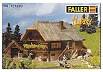 Black Forest Farm House -- HO Scale Model Railroad Building -- #131290