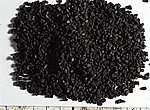 Coal (140 grams) -- Model Railroad Grass Earth -- #170723