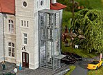 Modern Elevators Kit -- HO Scale Model Railroad Building Accessory -- #180609