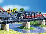 Arched Bridge Kit -- N Scale Model Railroad Bridge -- #222582