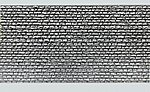 Profi Cut-Stone Masonry Wall Sheet -- N Scale Model Railroad Scenery -- #272651