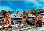 Neustadt Town Station -- Z Scale Model Railroad Building -- #282710