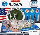 USA History Puzzle -- 3D Jigsaw Puzzle -- #40008