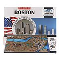 Boston USA -- 3D Jigsaw Puzzle -- #40080