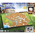NG Ancient Rome 600+pcs -- 3D Jigsaw Puzzle -- #61004