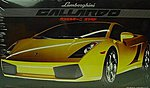 Lamborghini Gallardo Sports Car -- Plastic Model Car Kit -- 1/24 Scale -- #12213