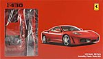 Ferrari F-430 -- Plastic Model Car Kit -- 1/24 Scale -- #12255