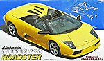 Lamborghini Murcielago Roadster -- Plastic Model Car Kit -- 1/24 Scale -- #12258
