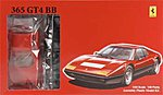 Ferrari 365 GT4 BB -- Plastic Model Car Kit -- 1/24 Scale -- #12280