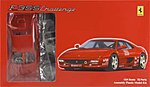 Ferrari F355 Challenge Cup Race Car (Re-Issue) -- Plastic Model Car Kit -- 1/24 Scale -- #12312