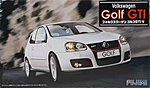 Volkswagen Golf GTI V 2-Door Sports Car -- Plastic Model Car Kit -- 1/24 Scale -- #12315