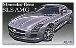 Mercedes Benz SLS AMG Sports Car -- Plastic Model Car Kit -- 1/24 Scale -- #12392