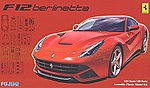 Ferrari F12DX Berlinetta Sports Car -- Plastic Model Car Kit -- 1/24 Scale -- #12619