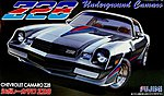 Chevy Camaro Z28 Car -- Plastic Model Car Kit -- 1/24 Scale -- #3787