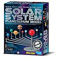 Glow-in-the-Dark Solar System Planetarium Model Kit -- Astronomy Kit -- #3427
