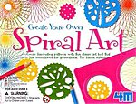 Create Your Own Spiral Art Kit -- Drawing Kit -- #3634