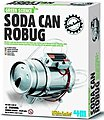 Soda Can Robug Green Science Kit -- Science Engineering Kit -- #3647