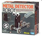 Remote Control Metal Detector Robot Kit -- Science Engineering Kit -- #4607