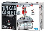 Tin Can Cable Car Kit -- Science Engineering Kit -- #5575