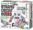 Dynamo Circuit Board Green Science Kit -- Science Engineering Kit -- #5580