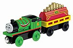 Thomas Friends Percy Musical Ride 2-Pack