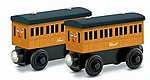 Thomas Friends Annie Clarabel 2 Car Pack