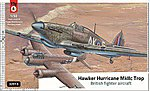 Hawker Hurricane Mk IIc Trop Fighter -- Plastic Model Airplane Kit -- 1/32 Scale -- #32013