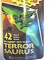 42''x22'' Terror Saurus Delta Wing Kite -- Single-Line Kite -- #102