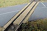 Straight Grade Crossing Kit -- Fits Code 83 & 100 Rail pkg(2) -- HO Scale -- #11271