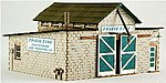 Frigid Zone Storage Kit -- HO-Scale Model Building -- #19036