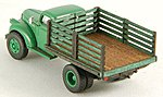 Stake Truck Bed (Laser-Cut Wood Kit) -- HO Scale Vehicle Accessory -- #19048