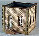 The Cube Modular System Kit -- Office -- N Scale -- #902