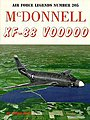 Air Force Legends- McDonnell XF88 Voodoo -- Military History Book -- #205