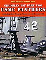 Naval Fighters- Grumman F9F Pt.2 USMC Panthers -- Military History Book -- #60