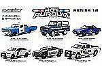Hot Pursuit Series 16 (6) -- Diecast Model Car Set -- 1/64 Scale -- #42730