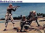US Marines (20) -- Plastic Model Military Figure -- 1/32 Scale -- #02201