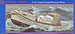 USCG Rescue Boat -- Plastic Model Rescue Ship Kit -- 1/48 Scale -- #05301