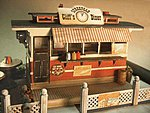 Cliff's Diner - O-Scale