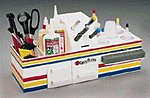 Bench Topper Workbench Organizer