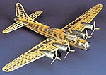 Giant Scale WWII Model B17-G Flying Fortress