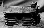Cromwell's cabin - HO-Scale