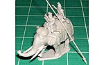 Macedonian Elephant -- Plastic Model Military Figure Set -- 1/72 Scale -- #8141