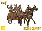 Indian Chariot -- Plastic Model Military Vehicle Kit -- 1/72 Scale -- #8143