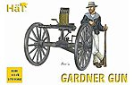 Gardner Gun -- Plastic Model Weapon Kit -- 1/72 Scale -- #8180