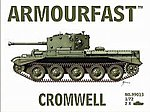 Cromwell Tank -- Plastic Model Military Vehicle -- 1/72 Scale -- #99013