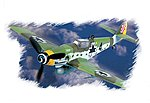 BF109G-10 -- Snap Together Plastic Model Aircraft Kit -- 1/72 Scale -- #80227