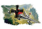 P-47D Thunderbolt -- Plastic Model Airplane Kit -- 1/72 Scale -- #80257